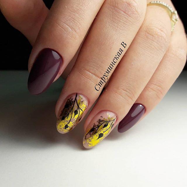 Ногти Квадрат Дизайн Фото