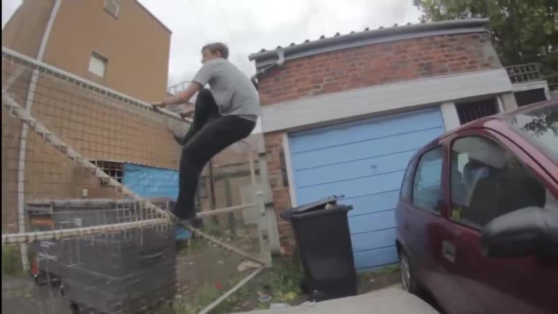 Marcus Wilson - Red Bull Art of Motion Submission 2014