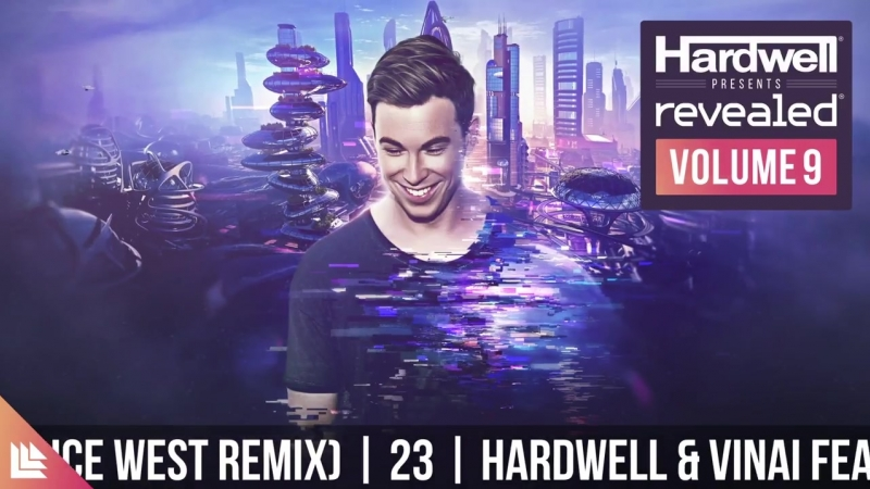 Hardwell - Revealed Volume 9 (Official Minimix)