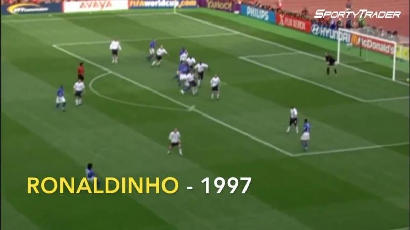 Легендарные бразильские футболисты🇧🇷️⚽