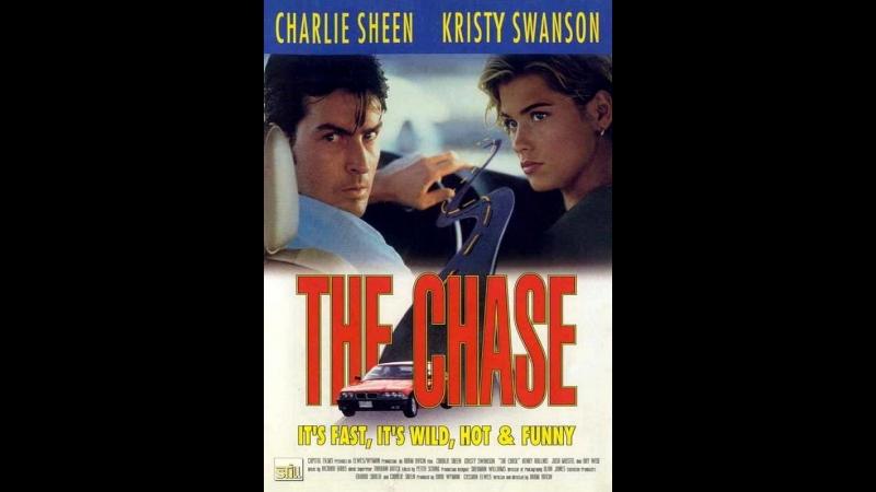 Погоня / The Chase, 1994 многоголосый,x264.HDTVRip,720,релиз от Kinozal_TV-HD