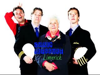 Cabin Pressure - 2x06 Limerick|rus sub