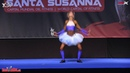 2016 IFBB European Championships Fitness Routines PART 1 AMIX
