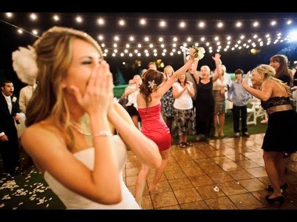 Крутой конкурс на свадьбе. Жених - Президент!