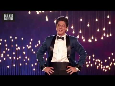 Shah Rukh Khan for Fair and Handsome I