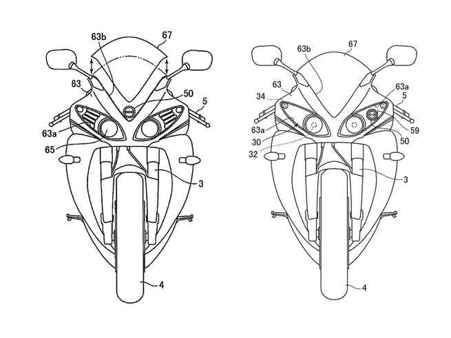 Компания Yamaha патентует зарядные разъемы