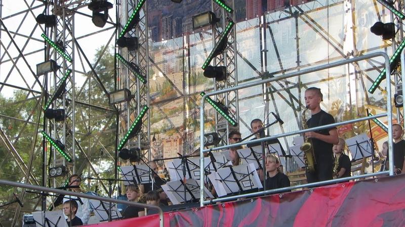 Джазовый фестиваль Донецк 26.08.2017