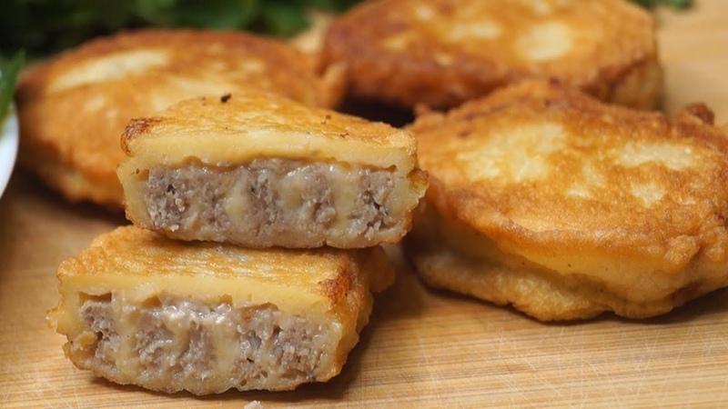 Вкуснейший перекус из Фарша Минутка, Сражает наповал!