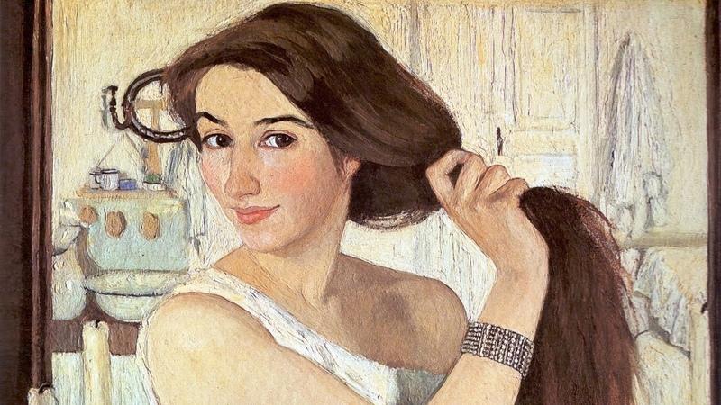 Великие женщины-художницы. Часть VIII. Great women-artists . Part VIII.