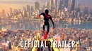 Spider Man Into the Spider Verse Bob Persichetti Peter Ramsey Rodney Rothman Trailer 2 2018