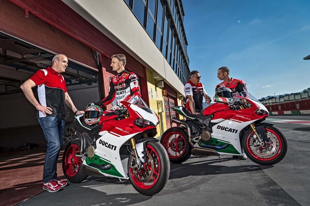 Компания Ducati остановила производство Ducati 1299 Panigale R Final Edition