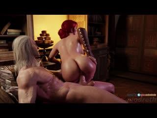 Vk.com/watchgirls rule34 the witcher 3 triss 3d porn sound