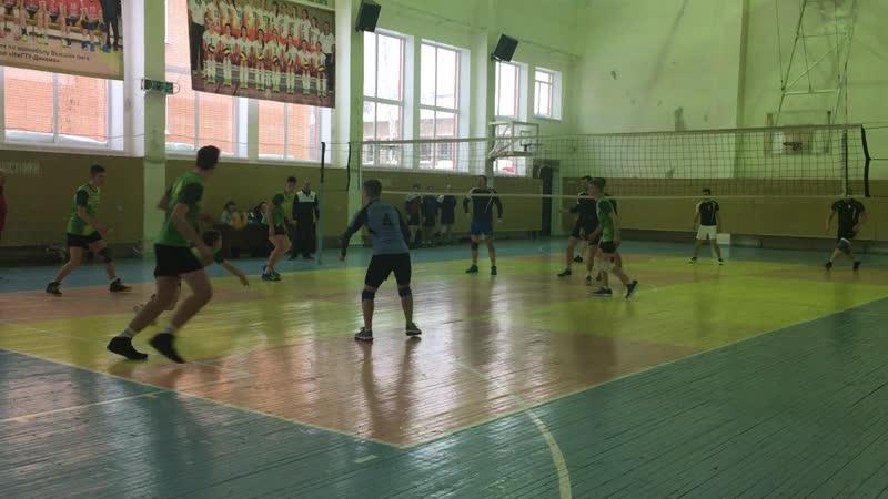 3_1 Созвездие - Милый дом (1-3) Чемпионат УР по волейболу 2019 Первая лига