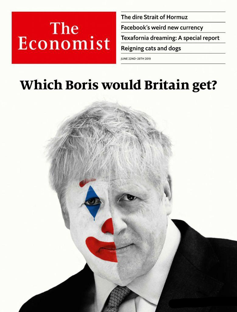 The Economist UK Edition - June 22, 2019