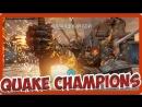 Quake Champions 7 Ranger Death Knight Keel B J Blazkowicz