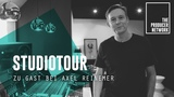 Studiotour - Jazzanova The Producer Network