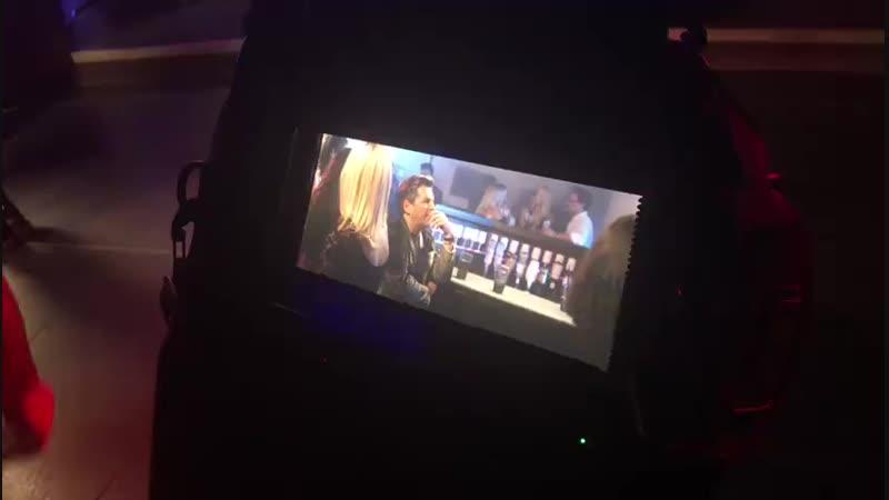 """17.10.2018 Backstage """"Sie sagte doch, sie liebt mich"""""""