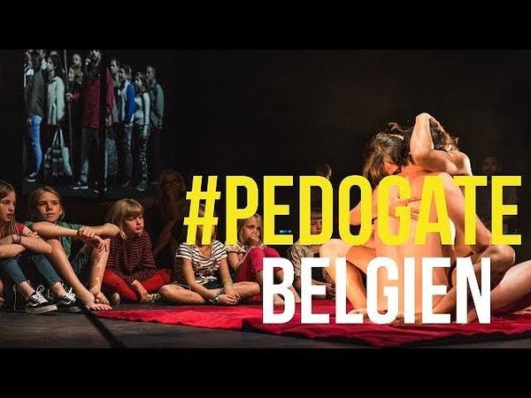 PedoGate Milo Rau lässt Kinder beim Sex zusehen Nötigung Kunst