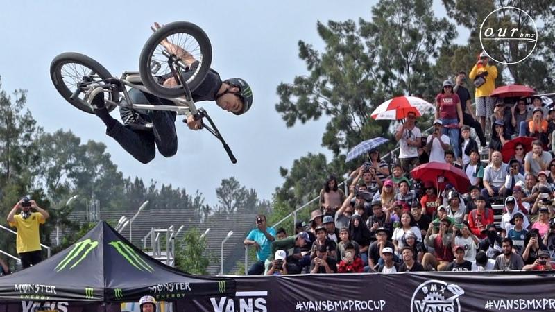 SEMI-FINALS HIGHLIGHTS - VANS BMX PRO CUP 2019 MEXICO CITY insidebmx