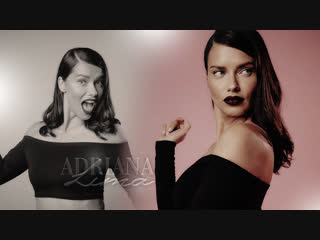 Adriana Lima's guide to getting NYFW ready (RUS SUB)