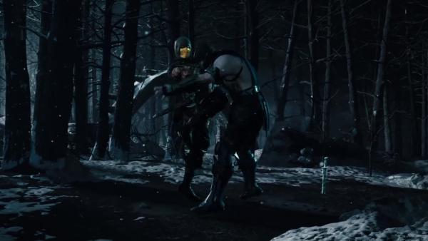 Mortal Kombat XI разработку игры подтвердили на MoGameCon 2018