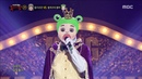 [King of masked singer] 복면가왕 - 'Prince of tree frog' 2round - Holding the End of This Night 20170827