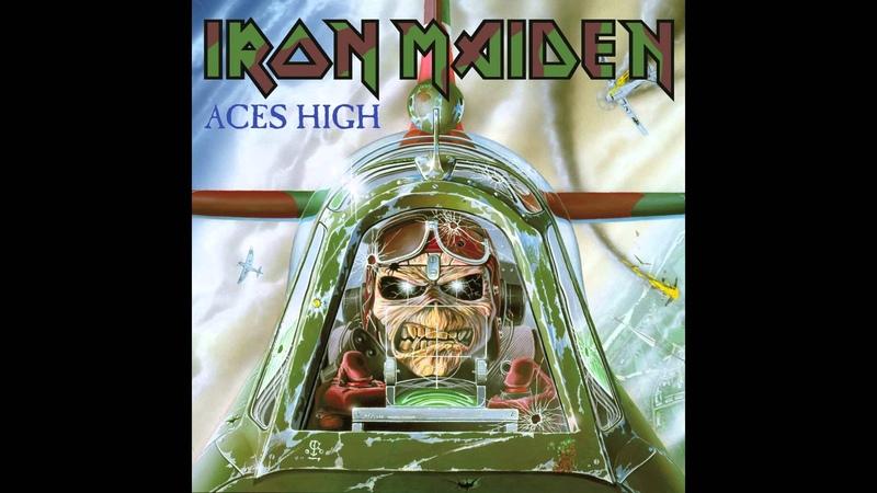 Iron Maiden Aces High King Of Twilight