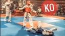 New Taekwondo Knockout 2018 - The Best Kick Taekwondo