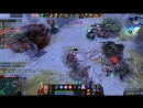MIRACLE- vs TOP 1 MMR INYOURDREAM - EPIC INVOKER BATTLE - DOTA 2 GAMEPLAY