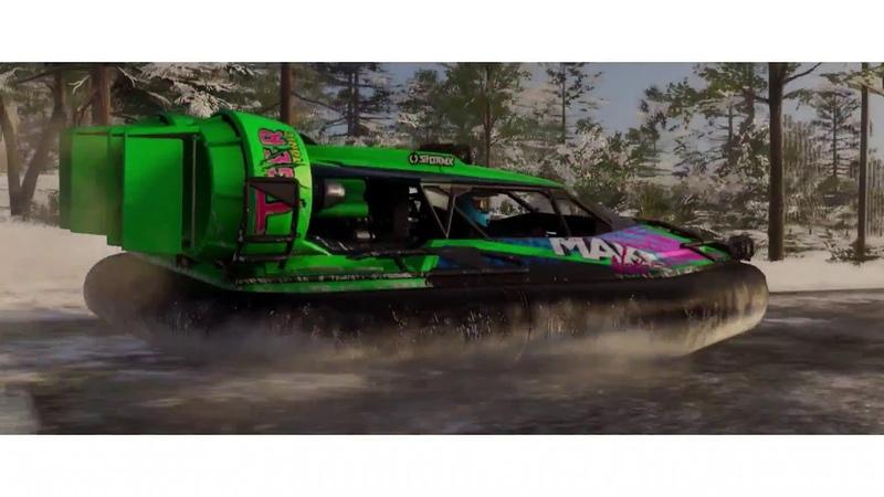 THE CREW 2 Gator Rush - Трейлер - Ubisoft. Новинки трейлеров