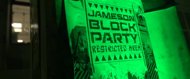 Jameson Black Party 2018, Moscow, September 29, 2018