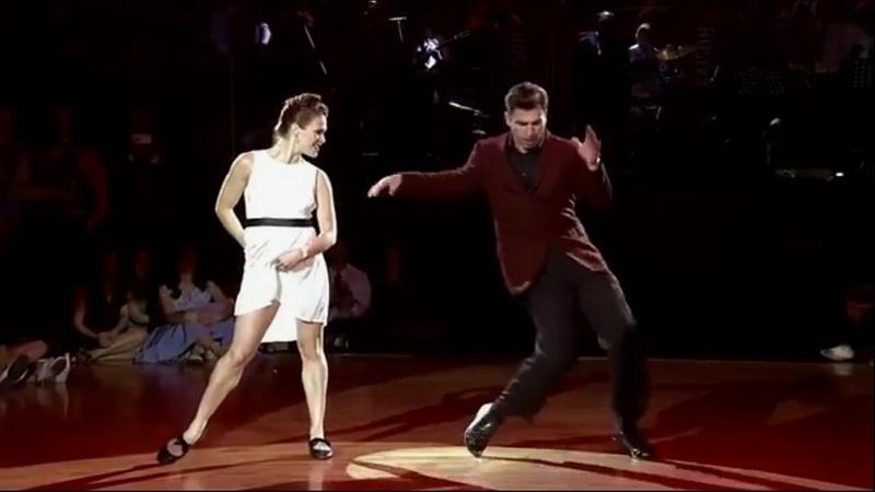 Александр Бон - Шизгаре и школа танцев фан-видео