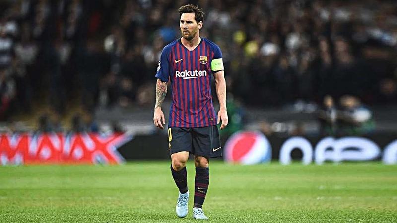 Messi vs Tottenham ♦2018 10 3♦MESSiCAM♦