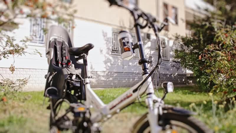 Прокатимся в Крыму Ваш выбор Электровелосипед Wellness City Dual