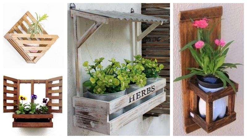 Destaque suas plantas mais bonitas com estas 11 decorações de madeira