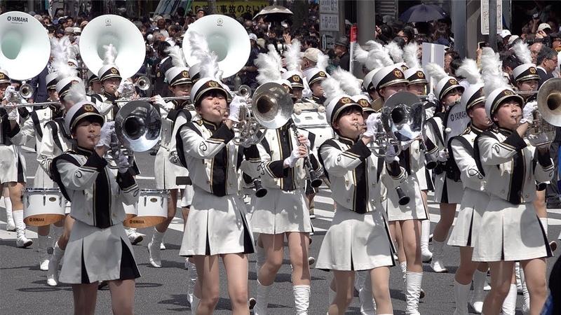 2019 05 05 第13回銀座柳まつり ゴールデンパレード