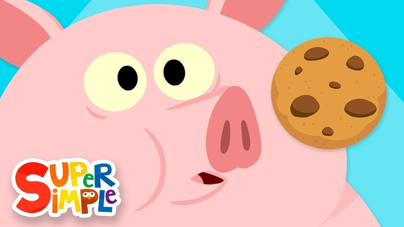🍪 Who Took The Cookie? (Farm Animals Version) | Kids Songs | Super Simple Songs