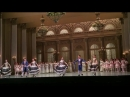 2018-06-16 Vaganova Ballet Academy. Graduation performance. Tereshkina, Shklyarov. Paquita act III, Mariinsky