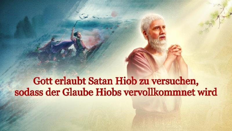 Das Wort Gottes Gottes Werk, Gottes Disposition und Gott Selbst II