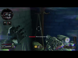 Welcome to Bo4. This shit always happens. Black Ops 4