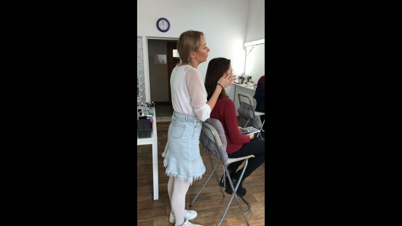 Курс «Сам себе визажист» урок по «Нюд макияжу»