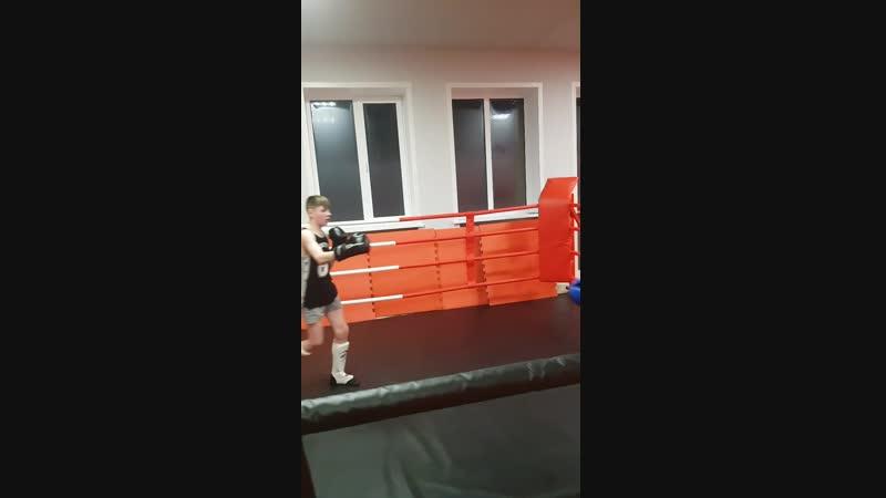 Михаил Косарев vs Матвей Саулев 3й раунд по мма