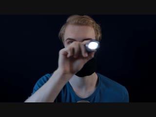 [ASMR Хранитель] АСМР: Тихий Голос и Визуальные Триггеры с Фонариком