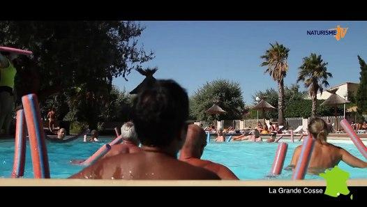 Vidéo camping naturiste La Grande Cosse - Film 2014 - France 4 Naturisme sur Naturisme TV - video dailymotion