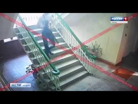 Владислав Росляков на камерах видеонаблюдения Полное видео