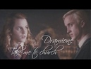 Dramione || Take me to church