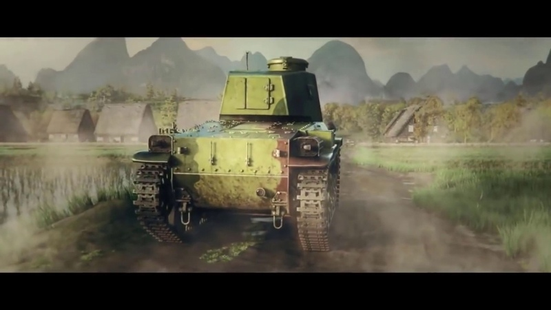 World of Tanks Believer Music Video Imagine Dragons