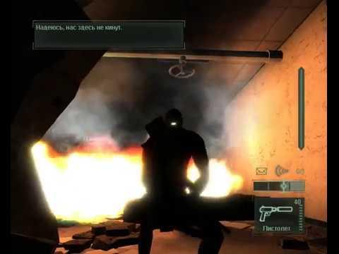 Tom Clancy`s Splinter Cell Pandora Tomorrow прохождение. Криогенная лаборатория, Париж