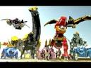 Динозавры трансформеры роботы Мультик для детей про роботов трансформирующийся в динозавров на Игры