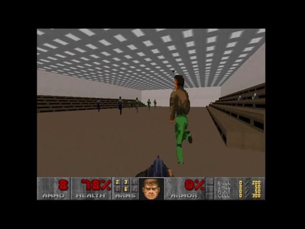 Columbine Doom 2 Mod Eric Harris Natural Selection This School is fucking Dead